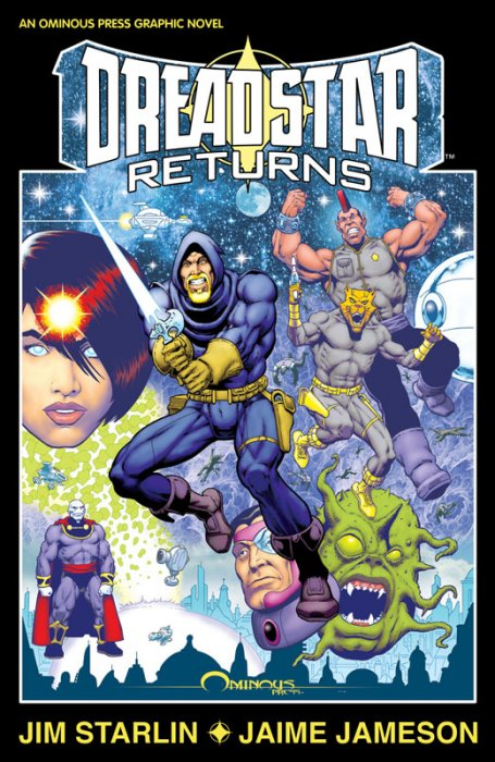 Dreadstar Returns #1