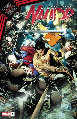 King in Black - Namor #4
