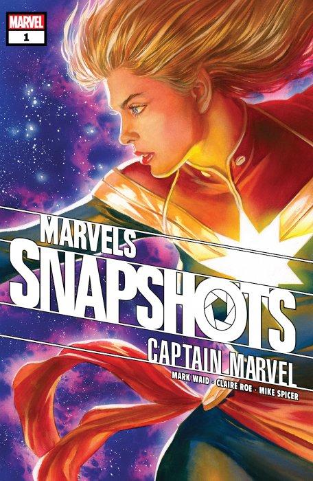 Captain Marvel - Marvels Snapshots #1