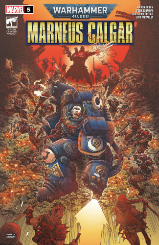 Warhammer 40,000 - Marneus Calgar #5