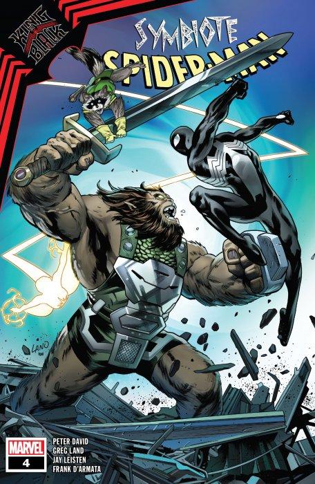 Symbiote Spider-Man - King in Black #4