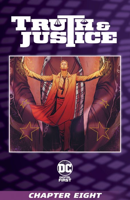 Truth & Justice #8