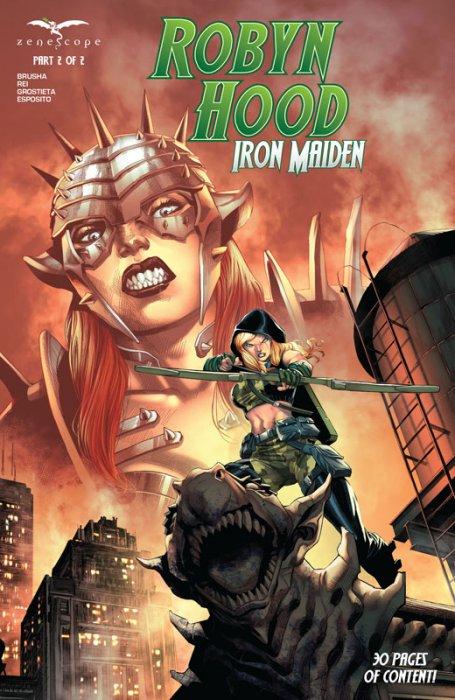 Robyn Hood Iron Maiden #2