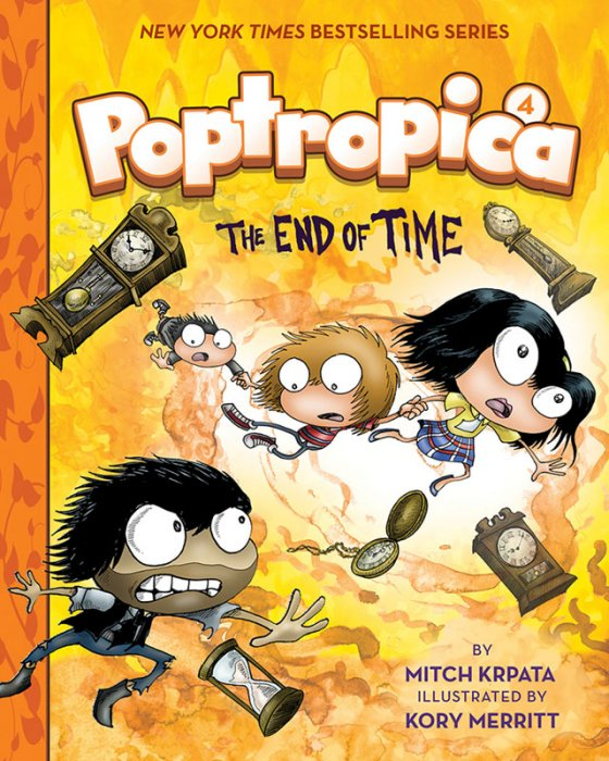 Poptropica #4 - The End of Time