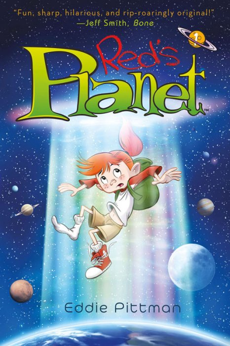 Red's Planet #1