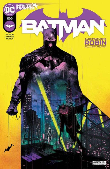 Batman Vol.3 #106