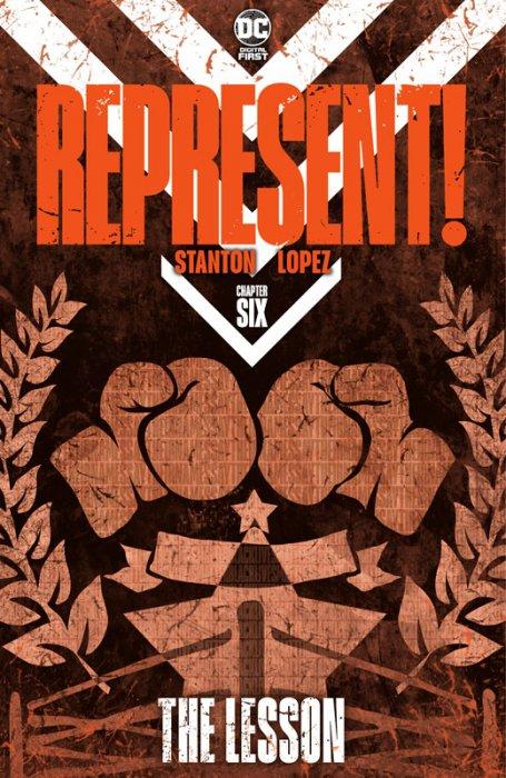 Represent! #6 - The Lesson