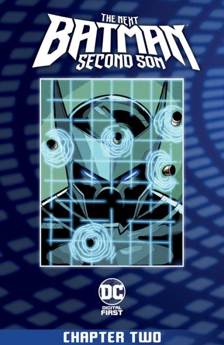 The Next Batman - Second Son #2