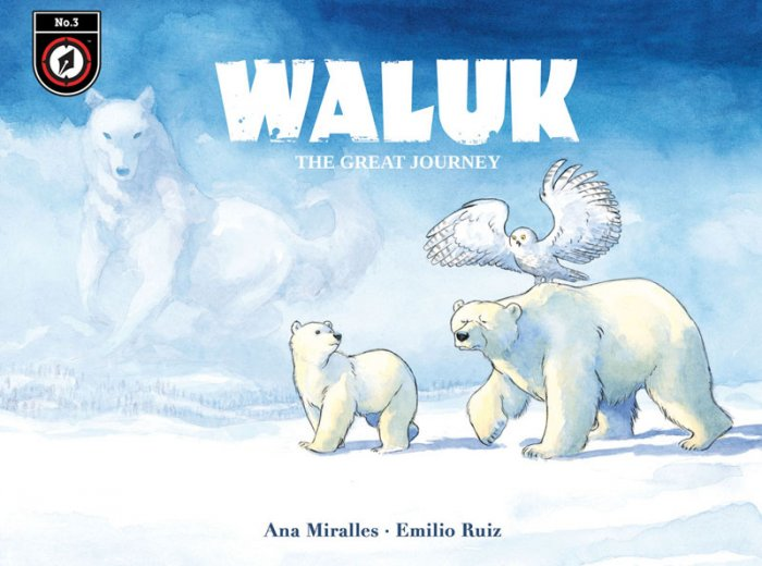 Waluk - The Great Journey #3