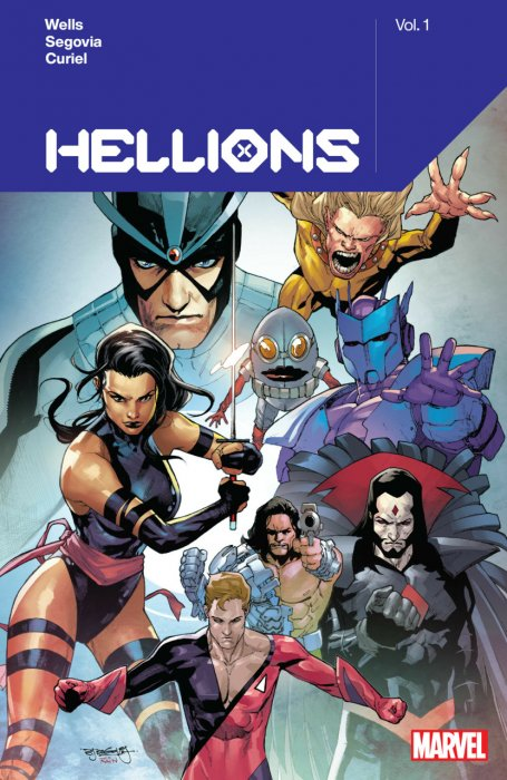 Hellions by Zeb Wells Vol.1