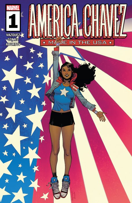 America Chavez - Made in the USA #1