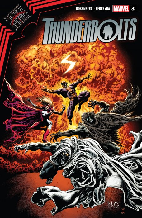 King in Black - Thunderbolts #3
