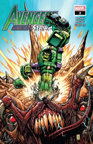 Avengers - Mech Strike #2