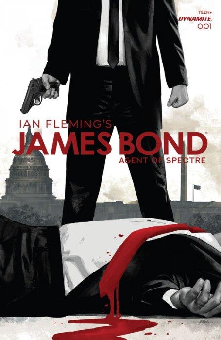 James Bond - Agent of Spectre #1