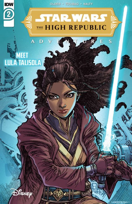 Star Wars - The High Republic Adventures #2