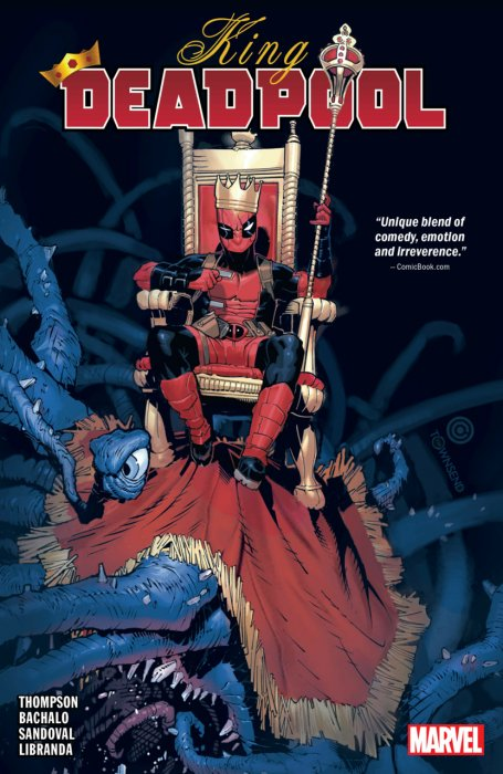 King Deadpool Vol.1