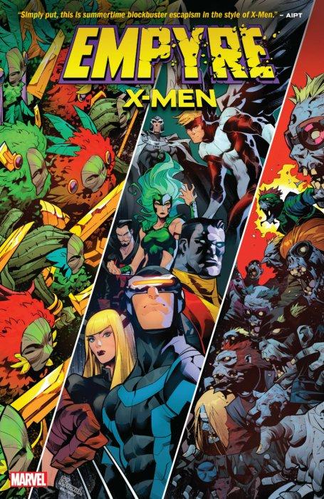 Empyre - X-Men #1 - TPB