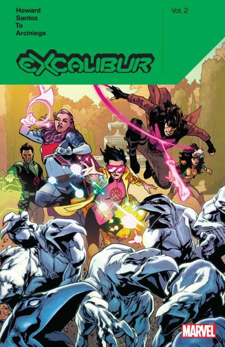 Excalibur by Tini Howard Vol.2