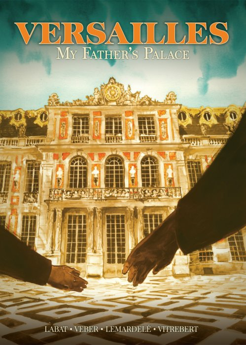 Versailles - My Father's Palace #1 - GN