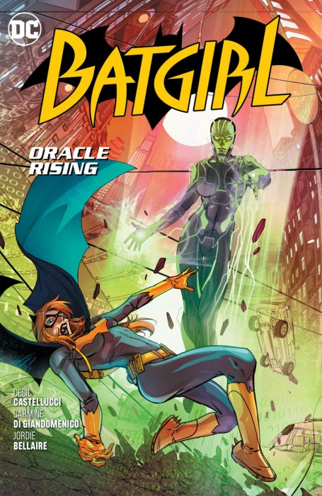 Batgirl Vol.7 - Oracle Rising