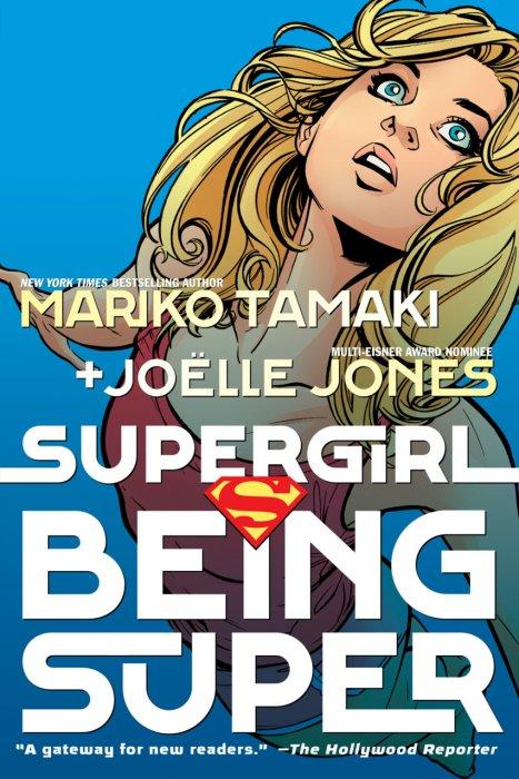 Supergirl - Being Super #1 - TPB