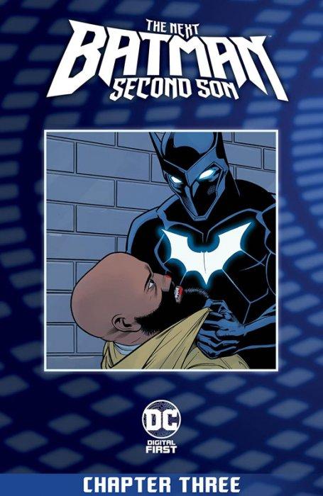 The Next Batman - Second Son #3