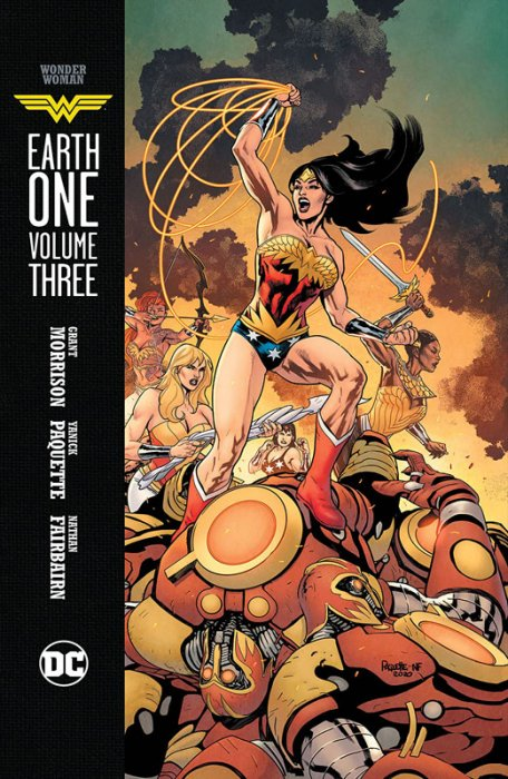 Wonder Woman - Earth One Vol.3