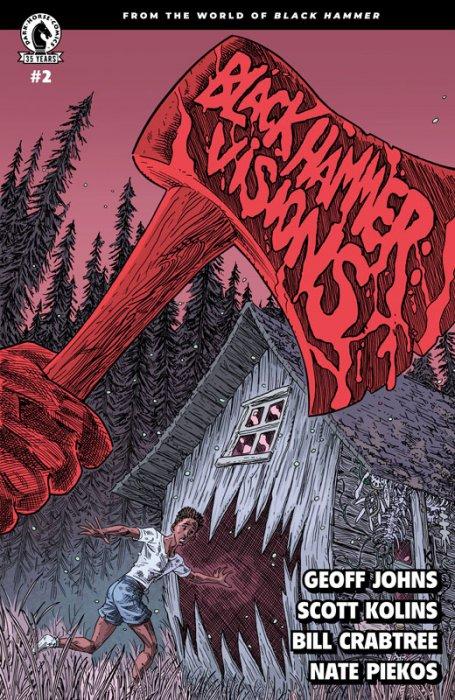 Black Hammer - Visions #2