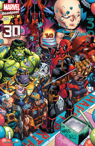 Deadpool Nerdy 30 #1