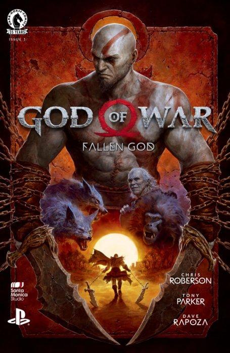God of War - Fallen God #1