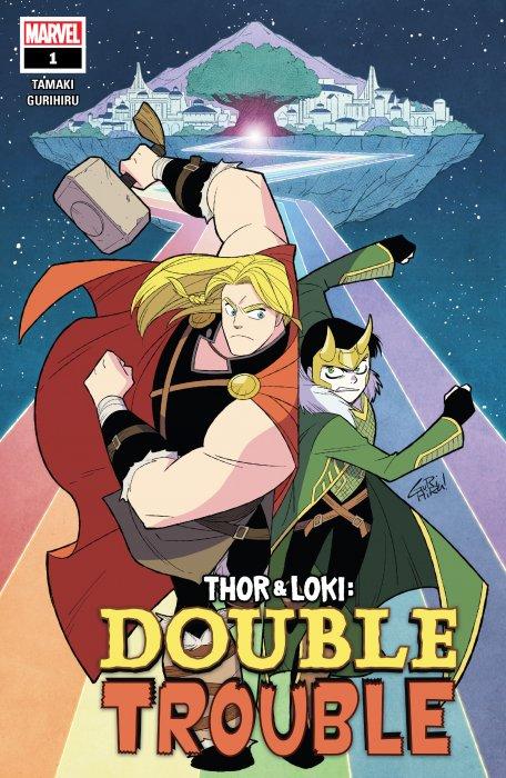 Thor & Loki - Double Trouble #1