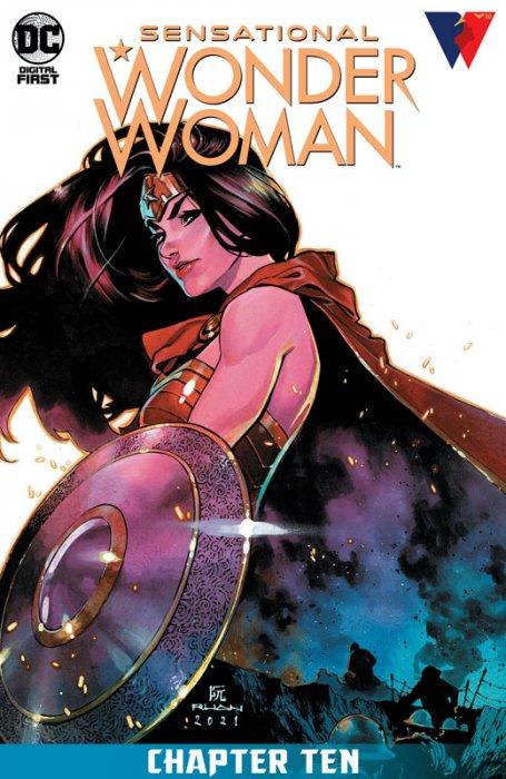Sensational Wonder Woman #10