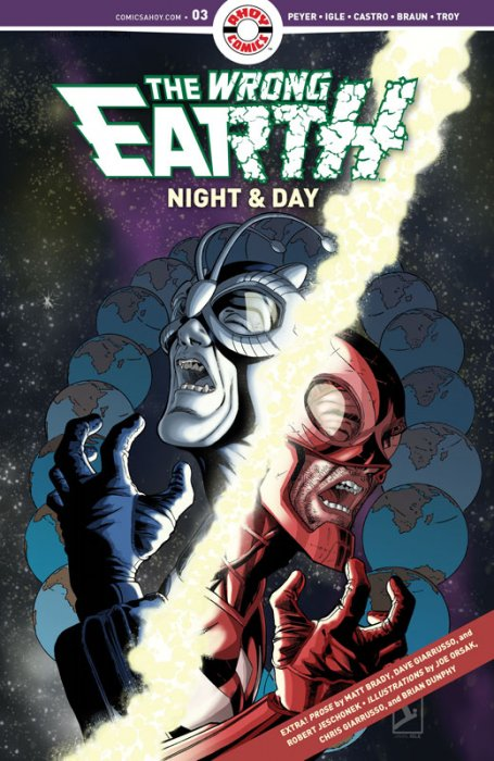 The Wrong Earth - Night and Day #3