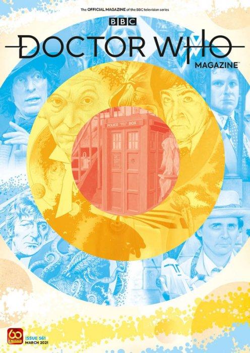 Doctor Who Magazine #561