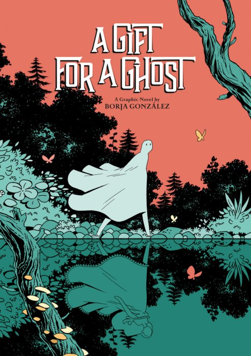 A Gift for a Ghost #1 - GN