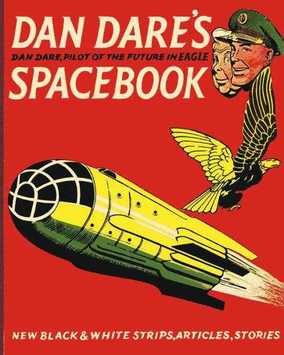 Dan Dare's Spacebook #1