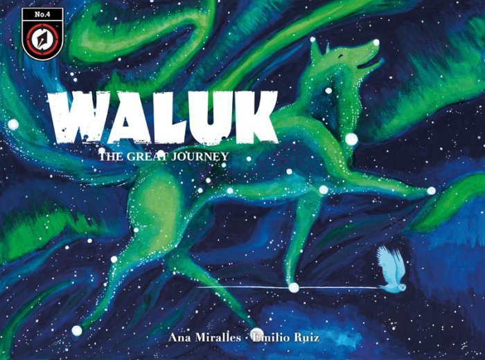 Waluk - The Great Journey #4