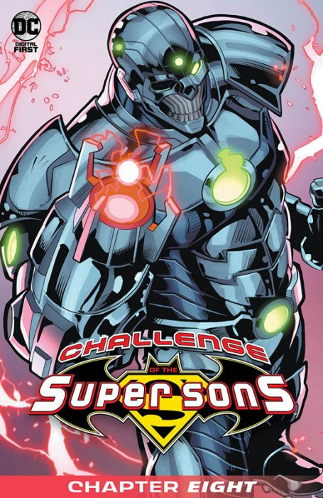 Challenge of the Super Sons #8