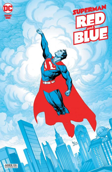 Superman - Red & Blue #1