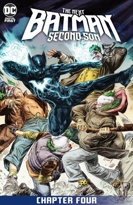The Next Batman - Second Son #4