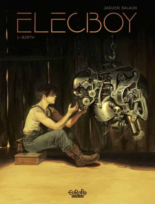 Elecboy #1 - Birth