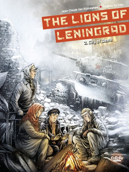 The Lions of Leningrad #2 - City of Death