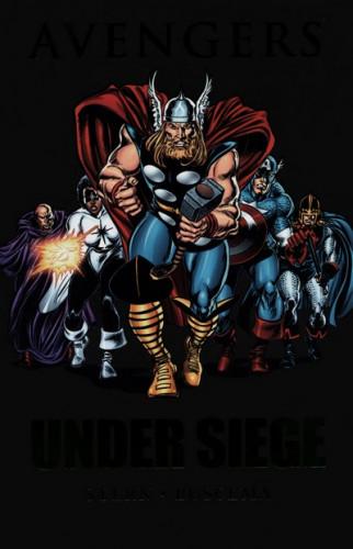 Avengers – Under Siege #1