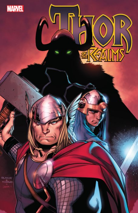 Thor of the Realms #1 - TPB