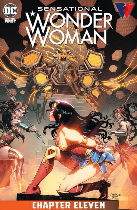 Sensational Wonder Woman #11