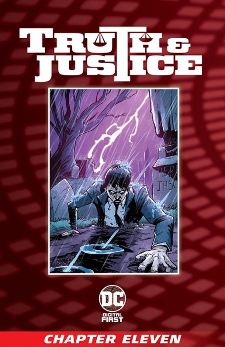 Truth & Justice #11