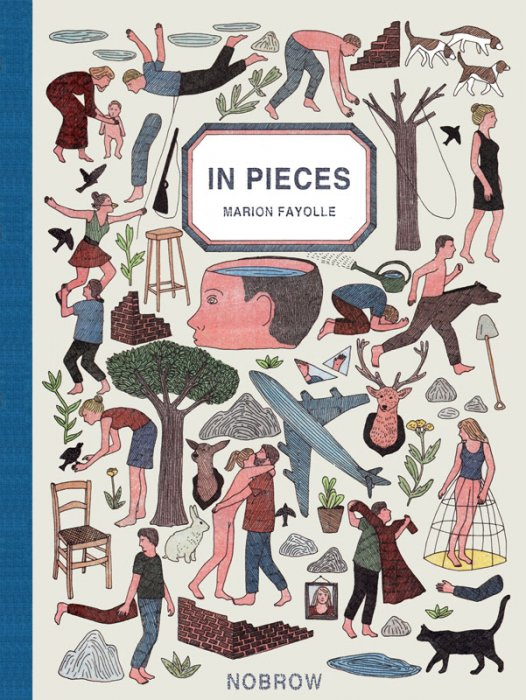 In Pieces #1