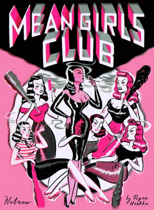 Mean Girls Club #1