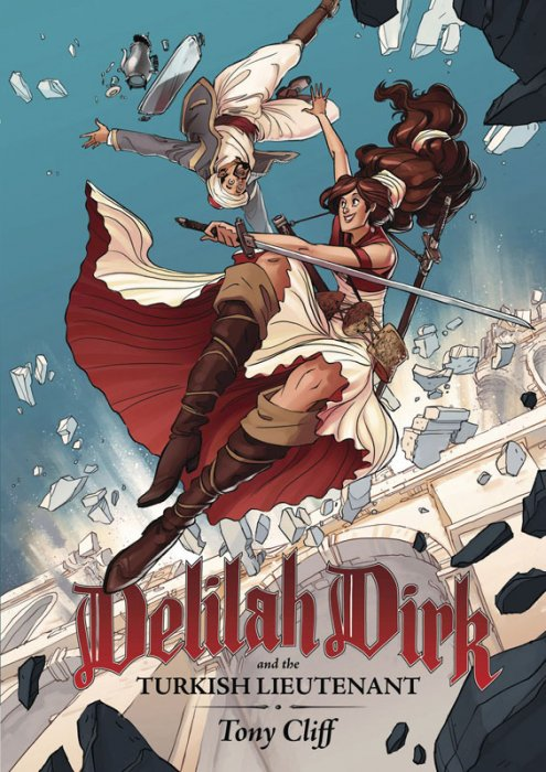 Delilah Dirk and the Turkish Lieutenant #1