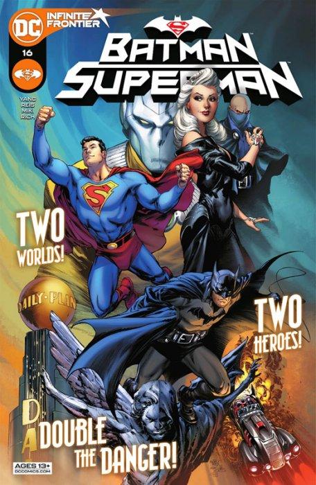 Batman - Superman #16